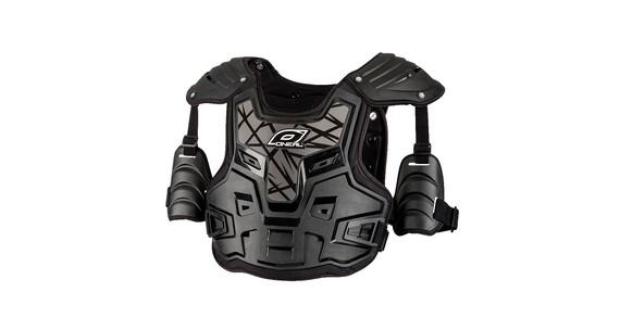 ONeal PXR Stone Shield Miehet rintapanssari , musta